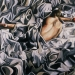 1998_woman_in_sheets_with_fruit_60x70_oil_on_canvas_1998